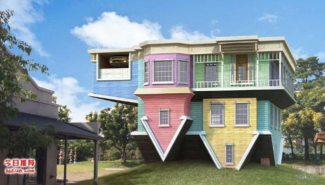 别墅房顶造型图片大全