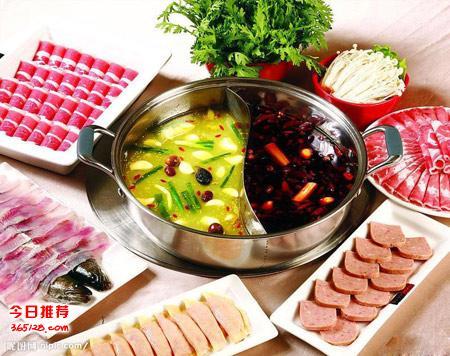 大良哪里可以定重庆火锅?