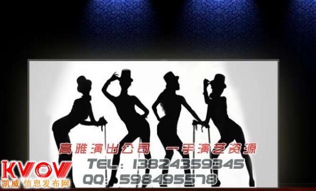 高雅礼仪提供沙画 艺术体操  女子乐队 魔术 杂技 舞蹈