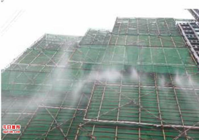 工地塔吊喷淋系统 厂家定制安装