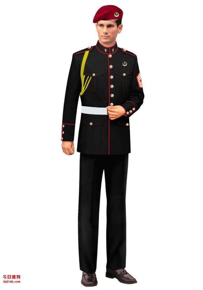 北碚保安款式图,北碚保安服装价格