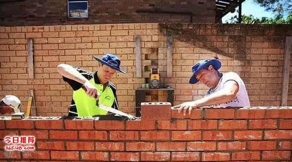 高薪招聘澳大利亚木工、瓦工、砌砖工