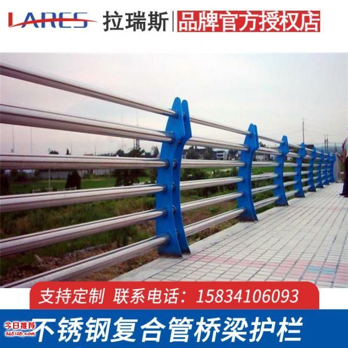 山西太原橋梁河道護欄橋梁防撞鍍鋅護欄廠家