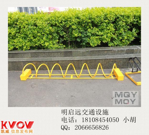 武汉不锈钢自行车停车的架子售价