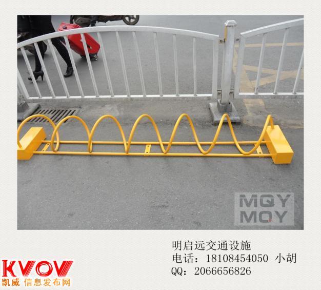 杭州防锈自行车停车架供应