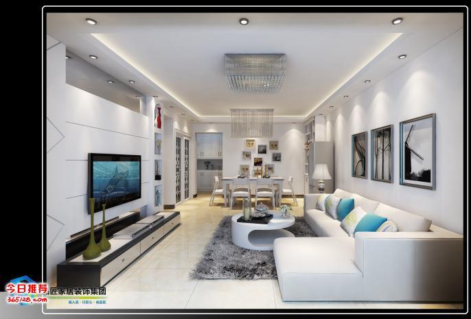 客厅装修注意事项:6,电视背景墙的设计规划为客厅的重点,也是