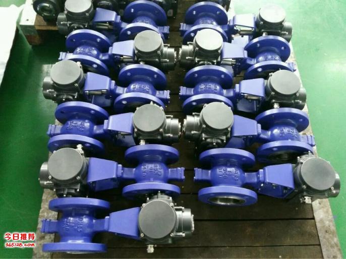 上海彭臣泵閥專生產V型球閥O型球閥生產商