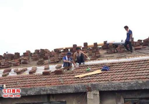 防水屋顶房顶楼顶天沟凹槽水沟游泳池瓦房顶鱼池漏水