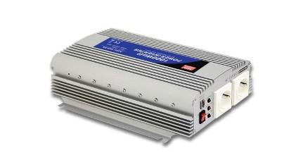 明纬1000W修正正弦波DC-AC逆变电源A301-1K0-F3