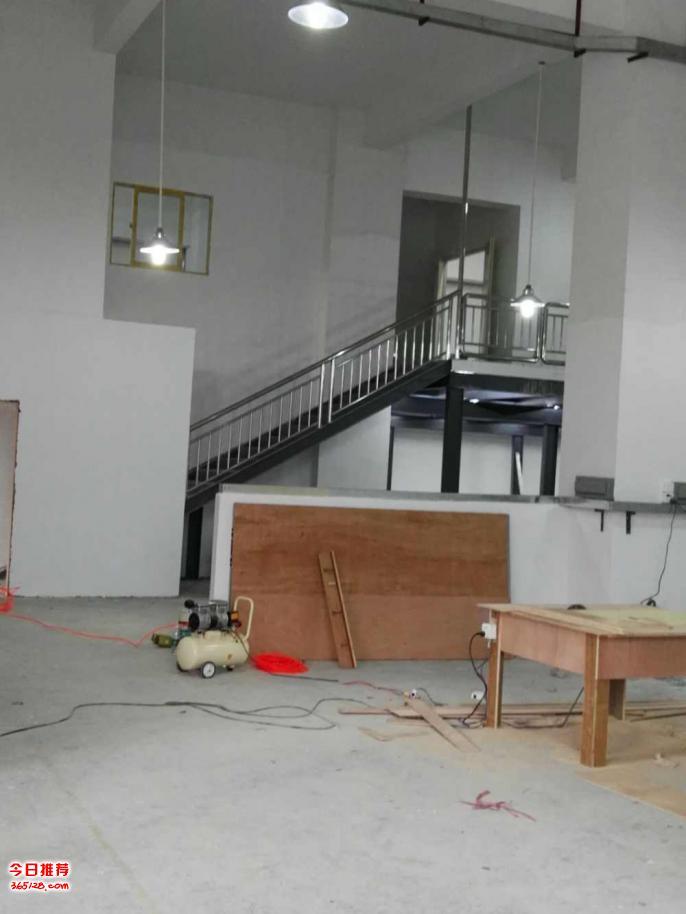 公明钢结构装修公司松岗办公室设计沙井隔墙吊顶