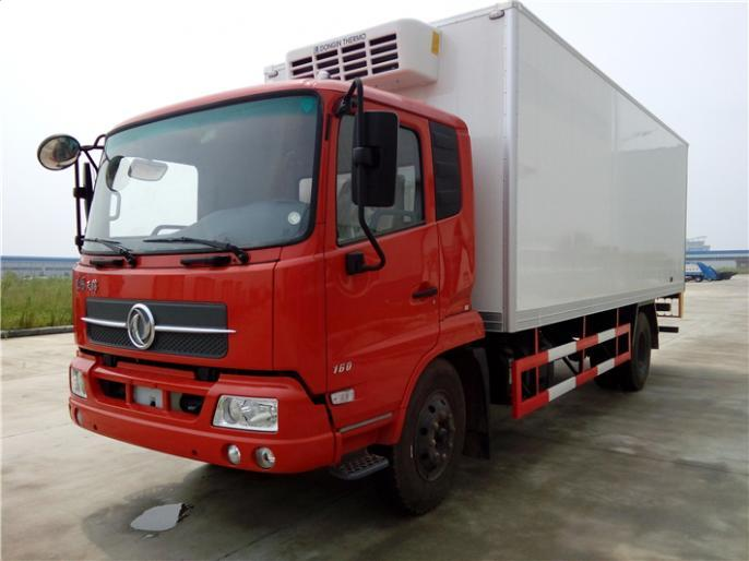 东风天锦6.55米冷藏车,厂家直销,价格便宜