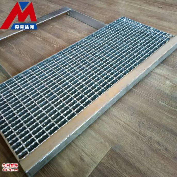 电厂平台镀锌格子板A淼霖电厂平台镀锌格子板生产厂家