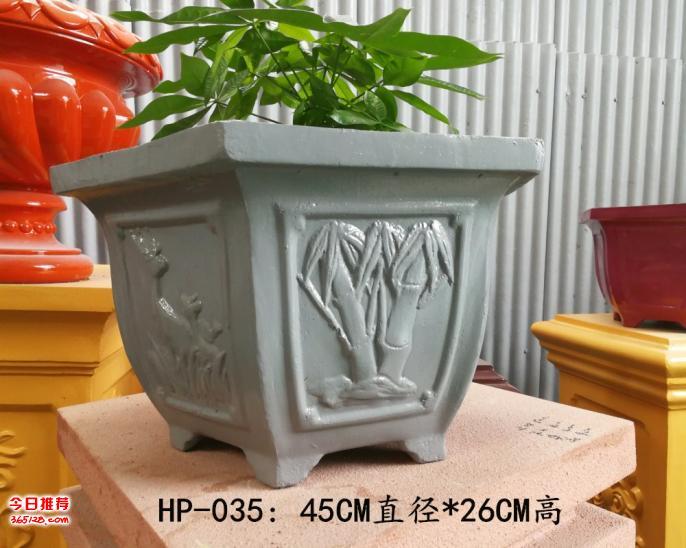 厂家直销小型六方花盆模具 菱型花盆价格 盆栽容器