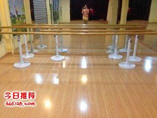 北京舞蹈把杆免费安装移动式把杆镜子