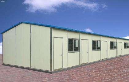 天津河北区定制彩钢房活动房厂家制作钢结构雨棚技术娴熟