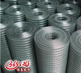 改拔电焊网,热镀锌电焊网,PVC电焊网