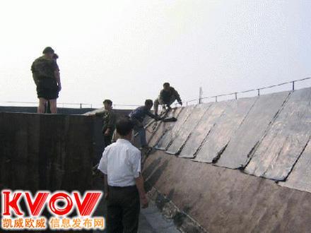 青岛屋顶防水怎么做 专做青岛楼顶防水