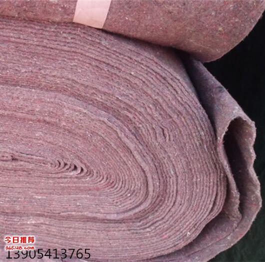 济南海诺厂家大量供应公路养护毛毡无纺布保湿保温保暖
