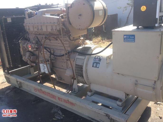 运城供应上柴150千瓦,优质厂家河北二手发电设备租赁公司