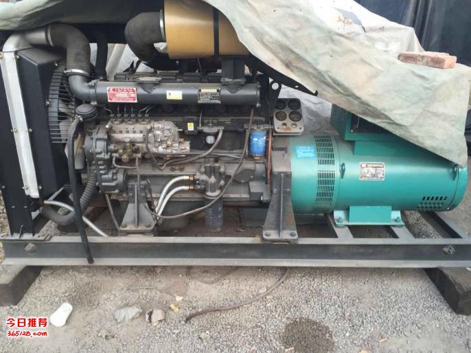 商丘销售康明斯二手柴油发电机组120-360千瓦