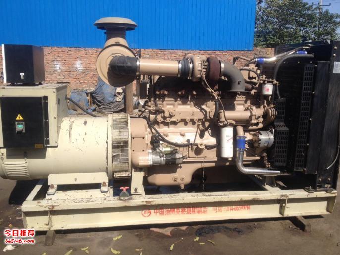 专业经销二手柴油发电机组150-600千瓦,诚信经营,价格实惠