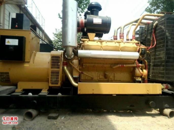 秦皇岛供应上柴股份400千瓦,300千瓦二手发电机,二手发电机热