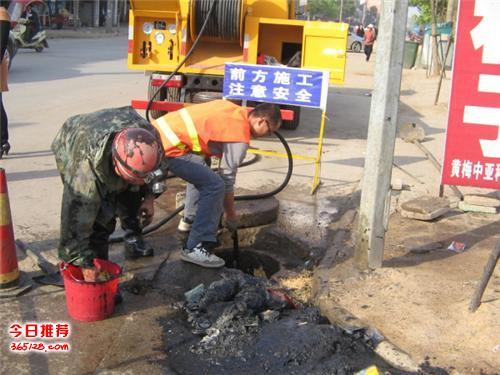 芜湖繁昌县公路厂区雨水管道市政污水管道疏通清淤查漏封堵