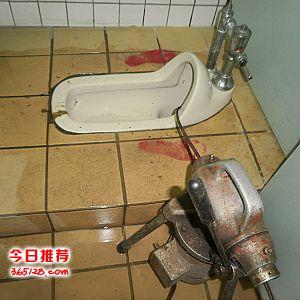 武汉市常福工业园下水管道堵塞,专业师傅上门维修