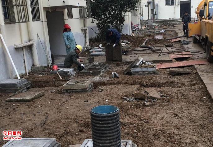 南京雨污分流施工,雨污排水管道疏通清洗