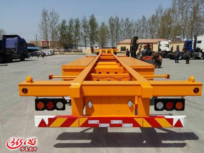 48英尺集装箱骨架车