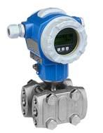 E+H   PMC131压力变送器