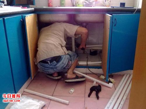 青岛水管维修 专业水管漏水维修青岛管道维修更换