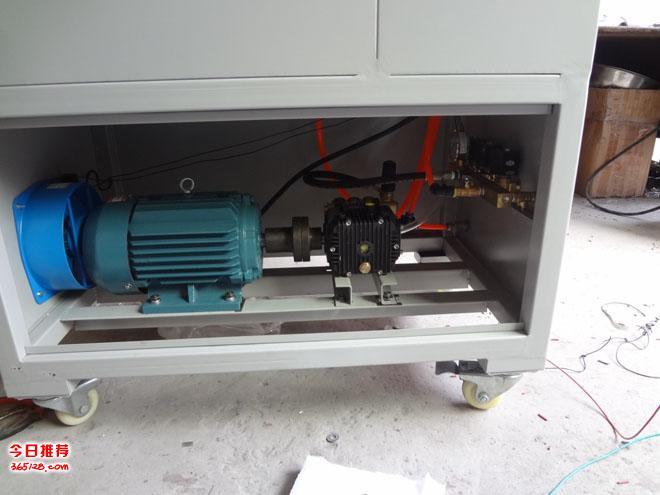 奥圣变频器在工业空气加湿器恒压供水的使用