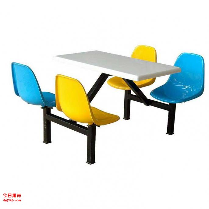 南宁食堂餐桌椅