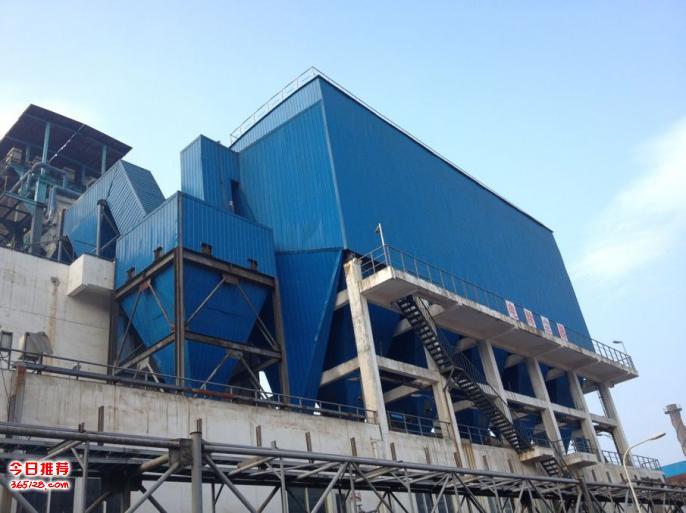 一般火电厂使用的电除尘器主体结构横截面尺寸约为25~40×10~15m,如果