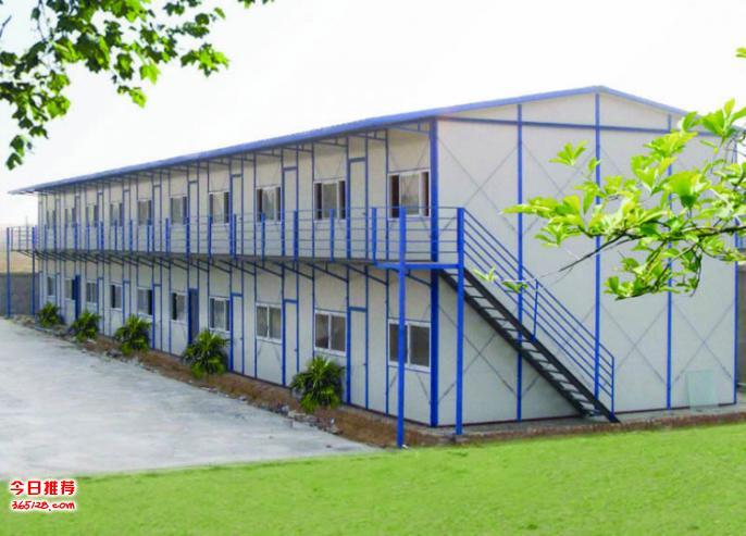 供应温州岩棉板活动房 k式活动房 箱式彩板活动房 搭建销售