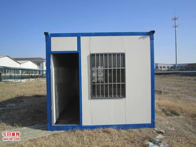 供应台州集装箱活动房搭建 安装 三门活动房订购 拆搭 临海住