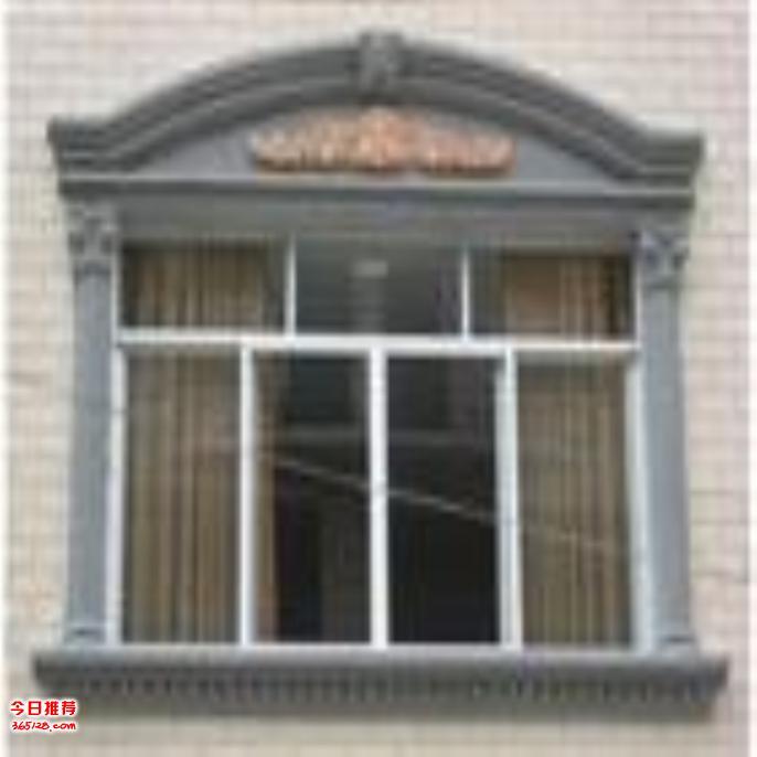 欧式grc构件价格 grc窗套 水泥罗马柱定制价格