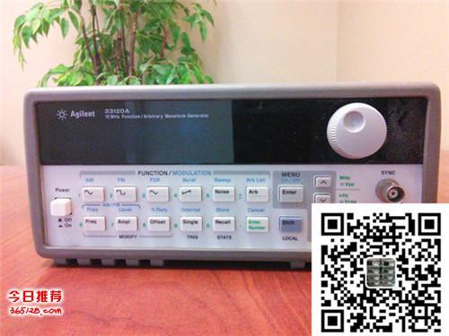 Agilent 33120A函数信号发生器
