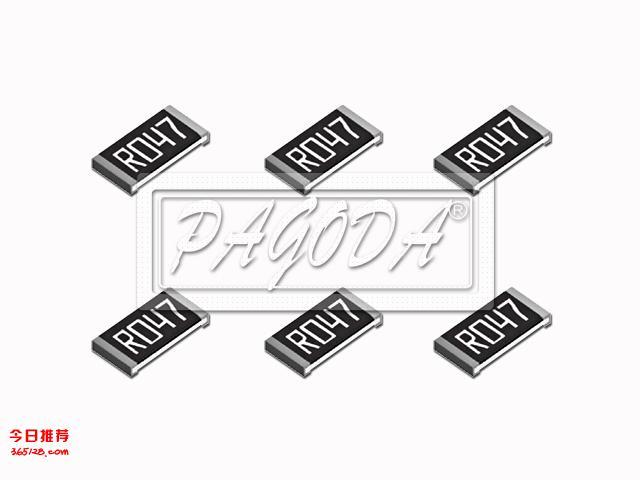 供应1206 0805精密电阻型号大全