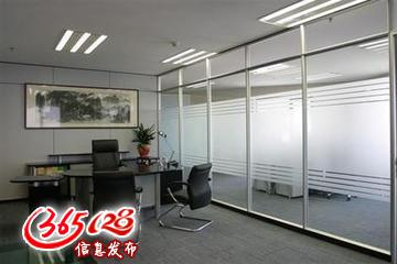 上海定做安装玻璃隔断 玻璃门维修