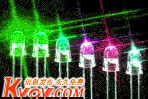 厂家直销发光二极管LED灯 质量保证 大量现货