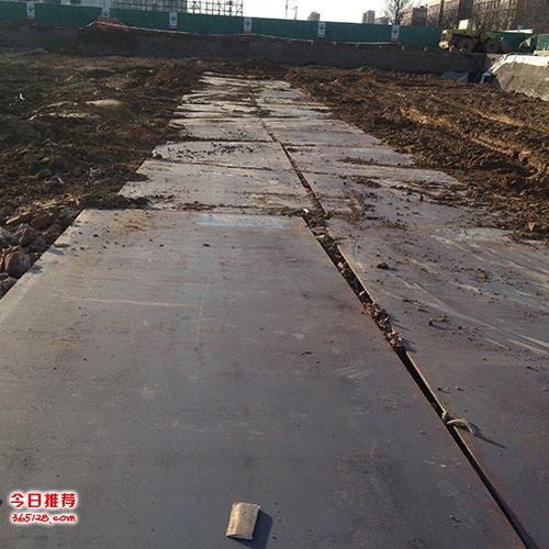 珠海地区需要铺路钢板出租的可以联系我-量大价优