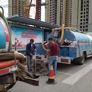 北市区隔油池清理,清沟疏通,高压车清洗管道,低价抽粪抽污水