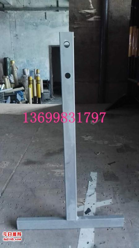 T型吊架 悬牌吊架 停车场标牌支架 固定标牌吊架