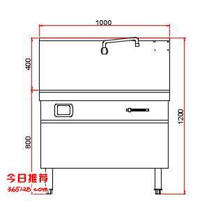 商用电炒锅,单头大锅灶,大型食堂电磁炉,大型食堂电炒炉,大