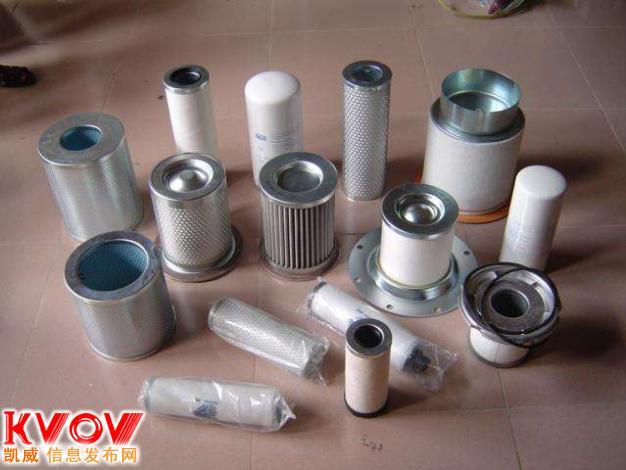 供应南宁市空压机配件空滤油虑质量保证价格优惠