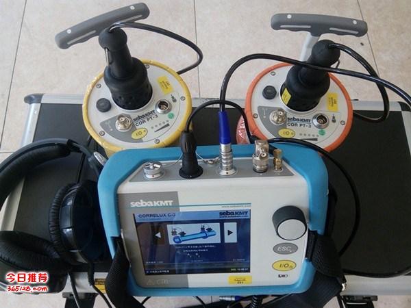 文山专业地下水管漏水检测,地下消防管漏水检测,精准定位漏水点