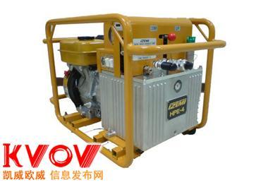 HPE-4|日本IZUMI|复动式|汽油引擎液压泵