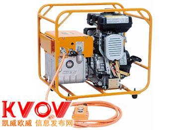 HPE-2A|日本IZUMI|汽油引擎液压泵